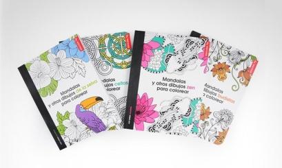 Libros Mandalas (de 5 a 12 €)