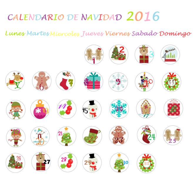 Imprimibles gratis para Navidad (DIY) – Chicas Bel\'s