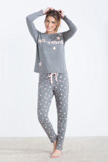 Pijama largo 'Hollywood' (29,99 €)