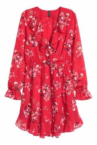Vestido de H&M (34, 99 €)
